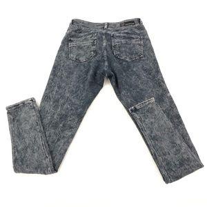 Denimocracy Women's Skinny Gray Pants M